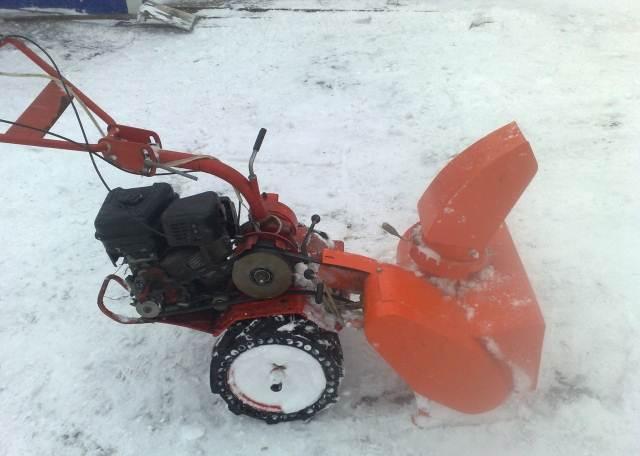 Снегоуборщик для мотоблока фаворит своими руками