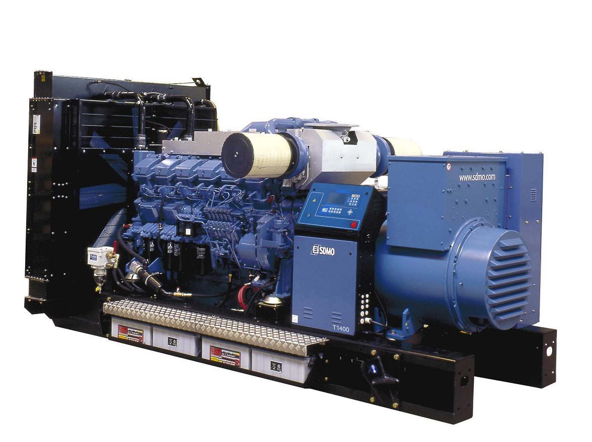 электрогенератор SDMO T1540