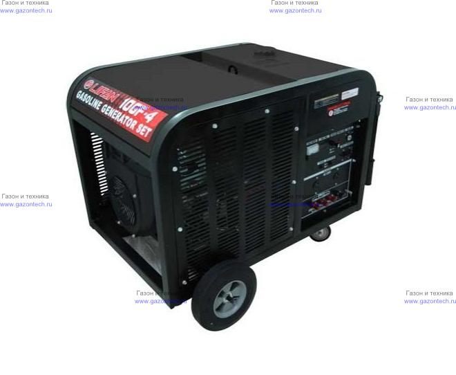 Инверторный генератор субару