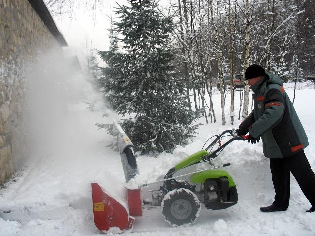 Снегоуборщик для мотоблока своими руками фото