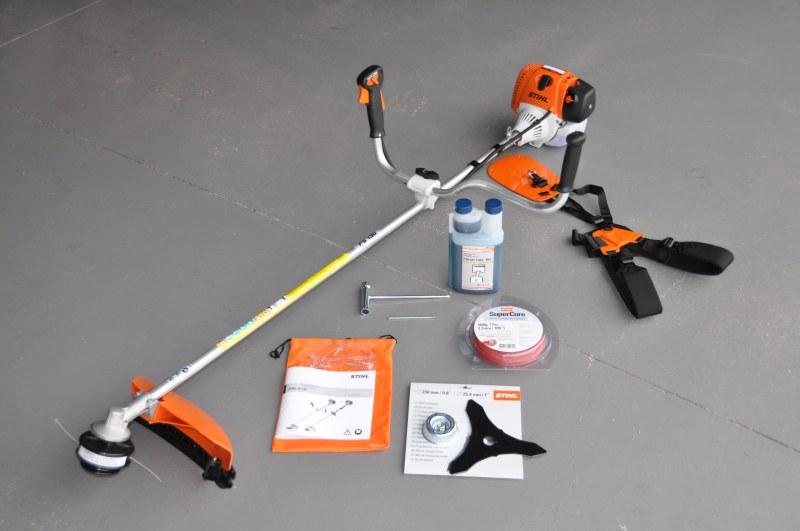 инструкция для бензокосы штиль - фото 11