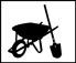 Для очистки садовой техники и инвентаря