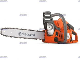 Бензопила Husqvarna 120 Mark II (35см) (9678619-06)